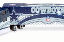 2008 Dallas Cowboys Tractor Trailer