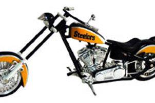 2006 Pittsburgh Steelers ERTL OCC Chopper