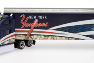 2008 New York Yankees Tractor Trailer