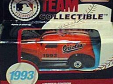 1993 Baltimore Orioles Delivery Van
