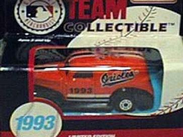 1993 Baltimore Orioles Delivery Van