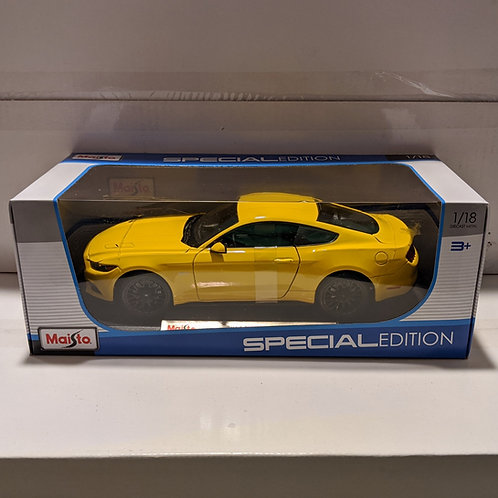 2015 Ford Mustang GT (Triple Yellow)