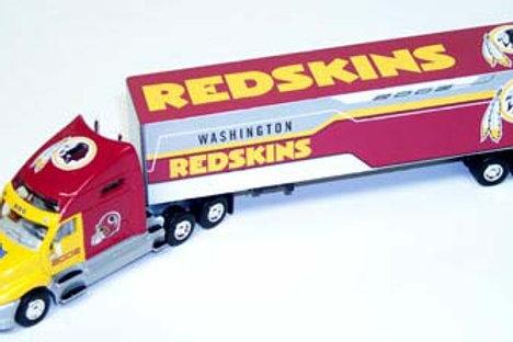2002 Washington Redskins Tractor Trailer