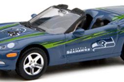 2006 Seattle Seahawks Chevrolet Corvette C6