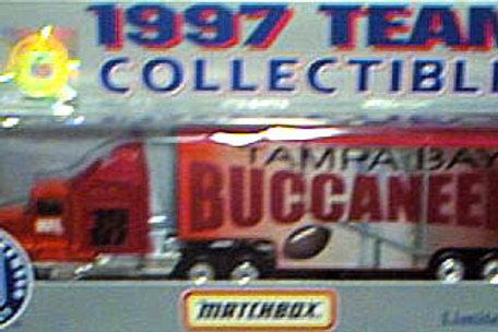 1997 Tampa Bay Buccaneers Tractor Trailer