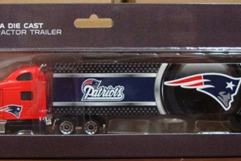 2013 New England Patriots Tractor Trailer