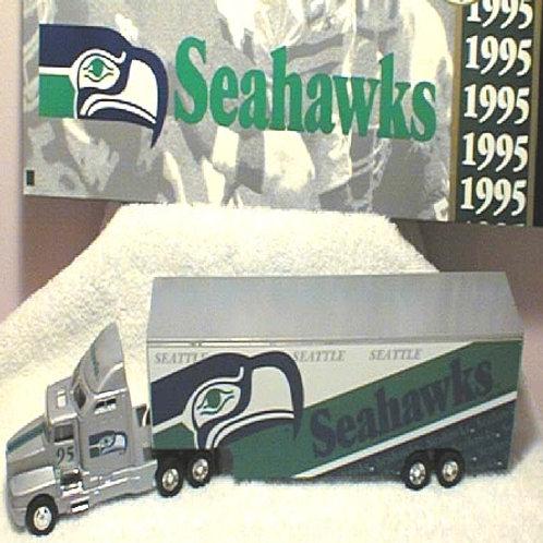 1995 Seattle Seahawks WRC Tractor Trailer