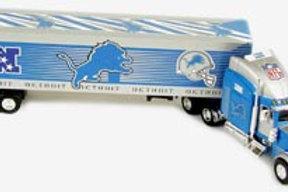 2004 Detroit Lions Tractor Trailer