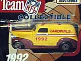 1992 Arizona Cardinals Delivery Van