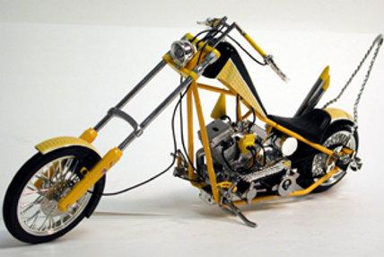 2005 Pittsburgh Steelers ERTL OCC Chopper (1/10th)