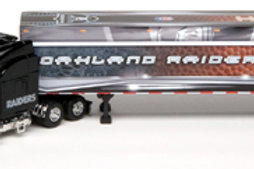 2007 Oakland Raiders Tractor Trailer