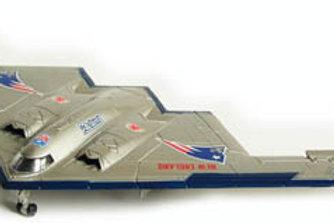 2003 New England Patriots B2 Stealth Bomber