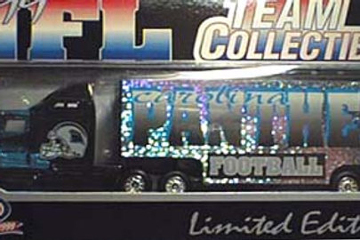 1999 Carolina Panthers Tractor Trailer