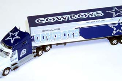 2002 Dallas Cowboys Tractor Trailer