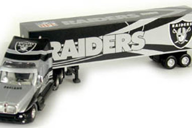 2003 Oakland Raiders Tractor Trailer