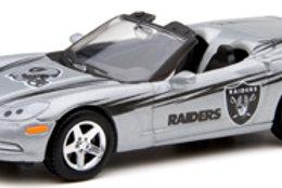 2006 Oakland Raiders Chevrolet Corvette C6