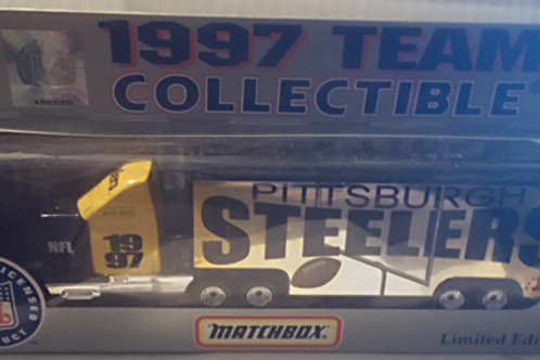 1997 Pittsburgh Steelers Tractor Trailer