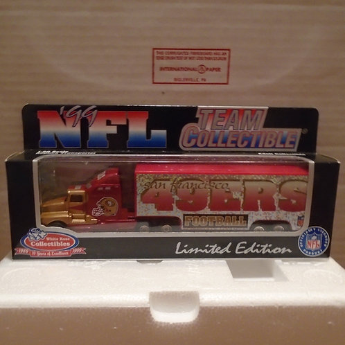 1999 San Francisco 49ers Tractor Trailer