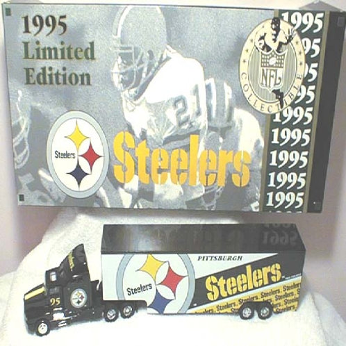 1995 Pittsburgh Steelers WRC Tractor Trailer