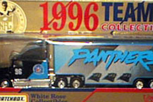 1996 Carolina Panthers Tractor Trailer