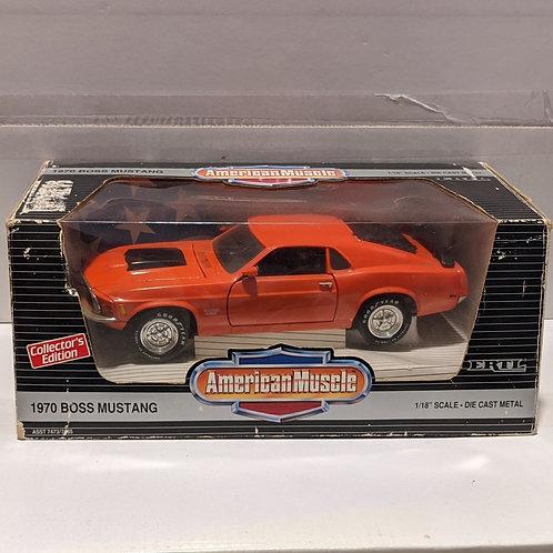 1970 Ford Mustang Boss 429 (orange)