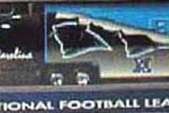 1998 Carolina Panthers Tractor Trailer