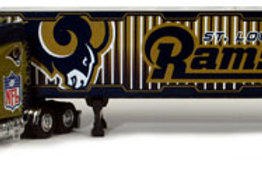 2005 ST. Louis Rams Tractor Trailer