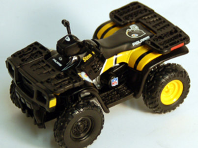 2006 Pittsburgh Steelers Polaris ATV