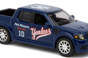 2007 New York Yankees Ford SVT Adrenaline w/ Phil Rizzuto Card