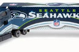 2008 Seattle Seahawks Tractor Trailer