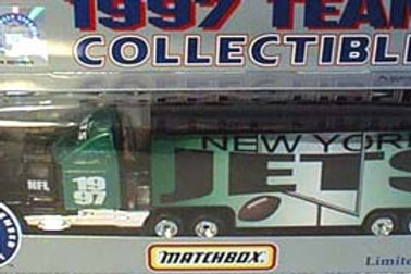 1997 New York Jets Tractor Trailer