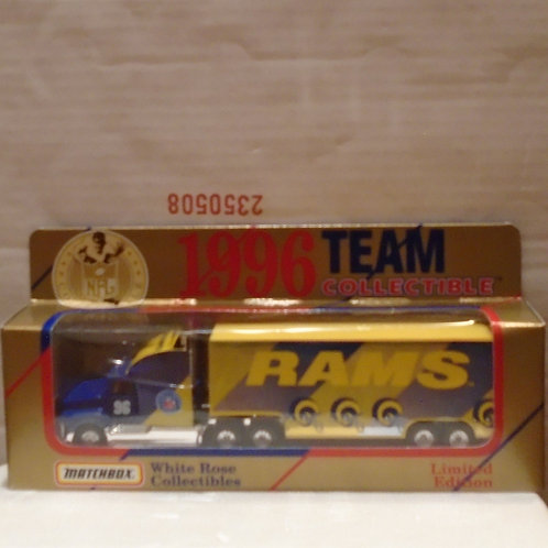 1996 ST. Louis Rams Tractor Trailer