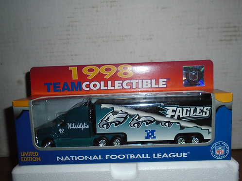 1998 Philadelphia Eagles Tractor Trailer
