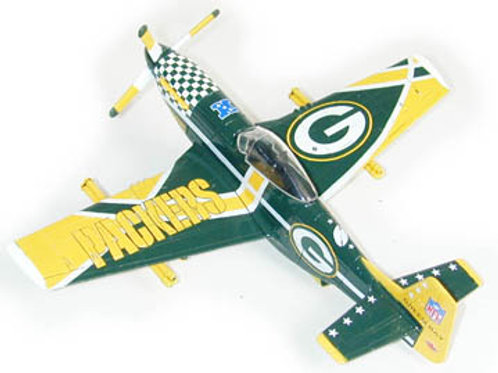 2003 Green Bay Packers P-51 Airplane