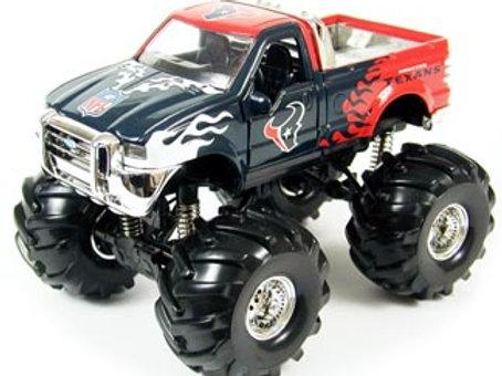 2004 Houston Texans Ford F-350 Monster Truck