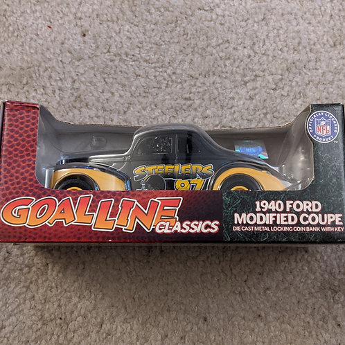 1997 Pittsburgh Steelers ERTL 1940 Ford Coupe