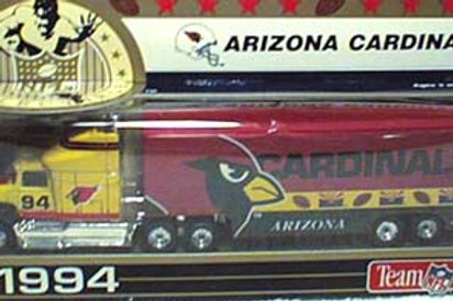 1994 Arizona Cardinals Tractor Trailer
