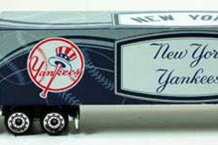 2011 New York Yankees Tractor Trailer
