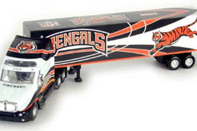 2003 Cincinnati Bengals Tractor Trailer