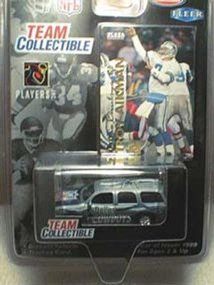 1999 Dallas Cowboys GMC Yukon Denali w/ Troy Aikman