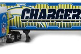2005 San Diego Chargers Tractor Trailer