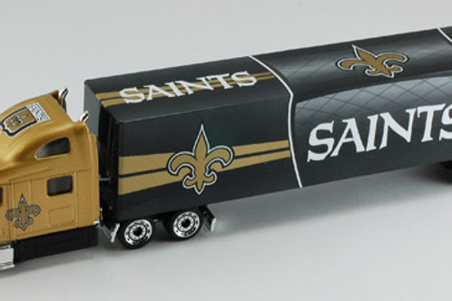 2012 New Orleans Saints Tractor Trailer