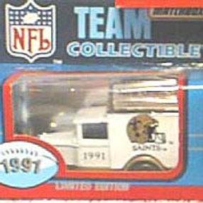 1991 New Orleans Saints Milk Truck