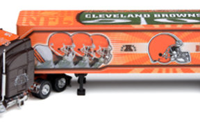 2006 Cleveland Browns Tractor Trailer