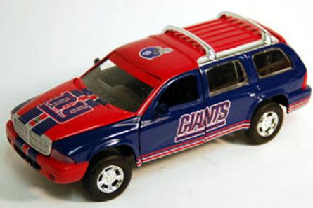 2006 New York Giants Dodge Durango
