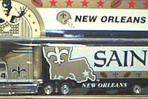 1994 New Orleans Saints Tractor Trailer