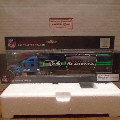 2012 Seattle Seahawks Tractor Trailer