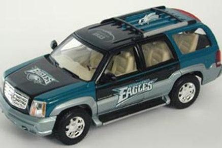 2002 Philadelphia Eagles Cadillac Escalade