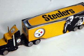 2006 Pittsburgh Steelers Mini Tractor Trailer