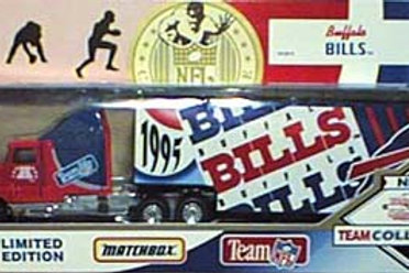 1995 Buffalo Bills Tractor Trailer